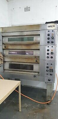 Dahlen Oven, pizza oven, bread oven, 3 Deck, Good condition