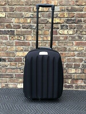 """Electromed Inc SmartVest Suitcase 19"""" X 15"""" X 8"""" Airway Clearance System Wheels"""