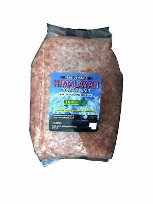 Amazing Health ® 2kg Himalayan Salt Eating Granulated for Mill Grinders