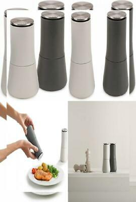 Joseph Milltop Non-Spill Salt and Pepper Mill Set, Multi