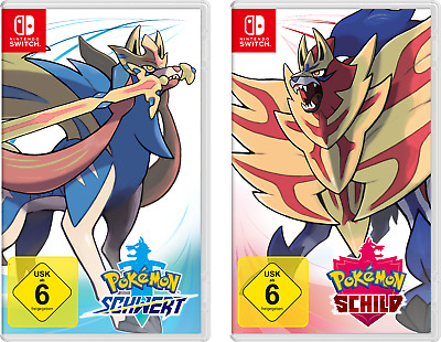 Pokémon Schwert | Pokémon Schild | NEU & OVP | Nintendo Switch | Pokemon |