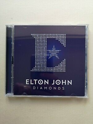 Elton John Diamonds 2 Cd (Greatest Hits/Best Of) - Rocketman