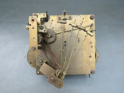 Vintage Badische clock movement for repair or spares
