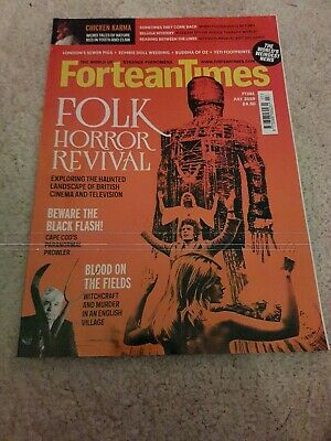Fortean Times Magazine Issue 381 FOLK HORROR
