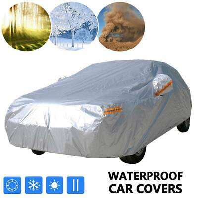 Outdoor Waterproof 3 Layer Full Car SUV Cover UV Proof Size YL 485*190*180 CM