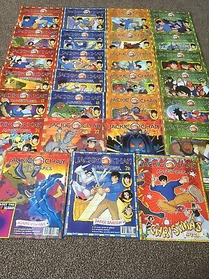Jackie Chan Adventures - 26 magazines Plus Christmas Special