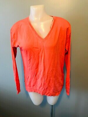 Ms  Collection ladies long sleeve top size 8 D12