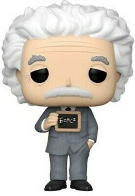 Albert Einstein - Funko Pop! Icons: (2019, Toy NUEVO)