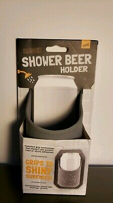 30 Watt  SUDSKI  Beer Can Holder Shower Caddy  Silicone  1 pk New