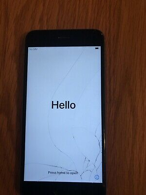 Apple iPhone 6s Plus - 64GB - Space Grey (EE) A1687 (CDMA + GSM)