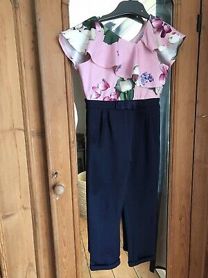 ted baker jumpsuit Age 4