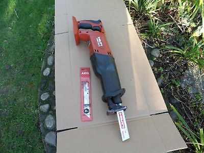 Hilti WSR 22-A Recip saw, Cordless Reciprocating Saw for demolition
