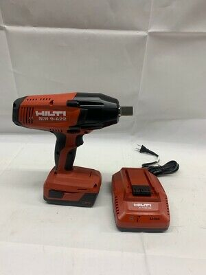 "Hilti Siw 9-A22 3/4"" Cordless Impact Wrench (Ud3006337)"