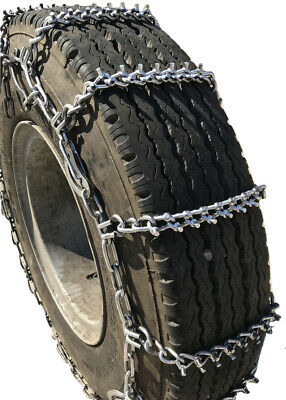 Snow Chains 10-24.5 , 11 24.5  Studded Cam Tire Chains