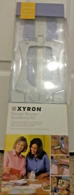 Xyron Design Runner Accessory Kit For Scrapbook Craft