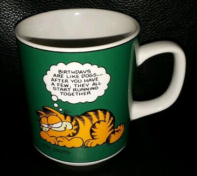 Rare Collectable Garfield Coffee Mug In Great Used Condition