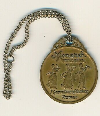 Monarch Malleable Iron Ranges Watch fOB 1896