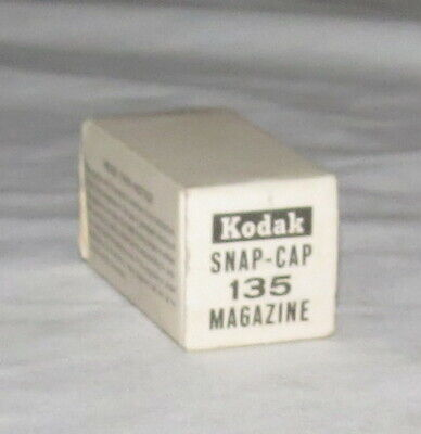 Kodak Snap-Cap 135 Magazine - New