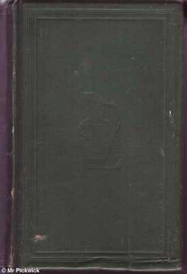 Phillipe Burty CHEFS D'OEUVRE OF THE INDUSTRIAL ARTS 1869 1st Ed. HC Book