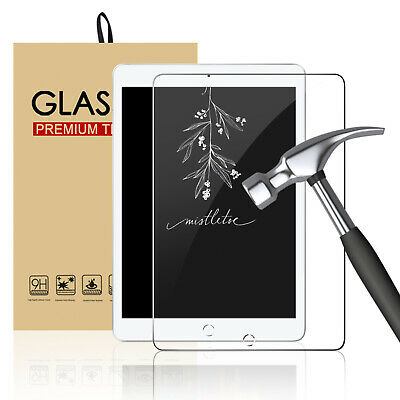 Tempered Glass for iPad 10.2 (7th Gen) 2019 Released High Sensitivity HD Clear