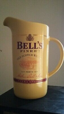 """BELL""""S FINEST WHISKY Water Jug"""