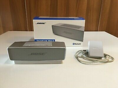 Bose SoundLink Mini II 2 Bluetooth Speaker, PERFECT, IN ORIGINAL BOX!