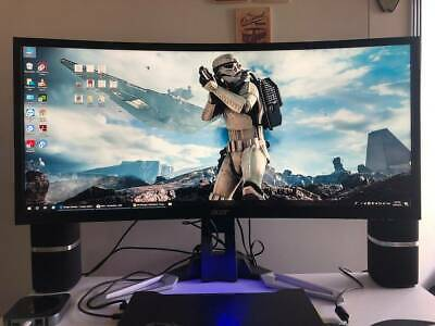 "Acer XZ350CU 35"" UW-UXGA 200Hz  Curved Gaming Monitor"
