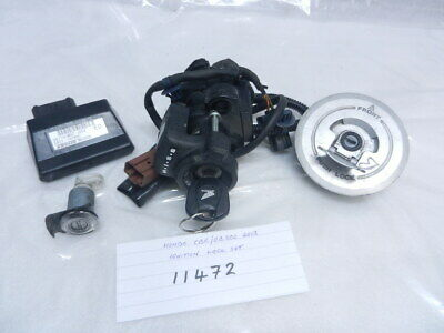 Honda Cbr/Cb 500 2013 Ignition Lock Set (11472)