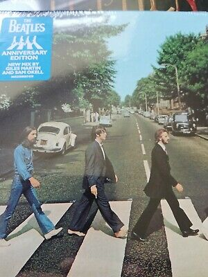 Abbey Road 50th Anniversary Edition by The Beatles CD SEALED 1 disc