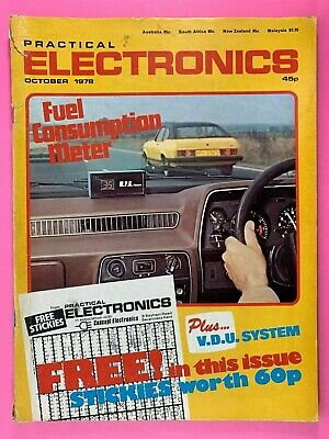 PRACTICAL ELECTRONICS - Magazine - October 1978 - High Performance PSU