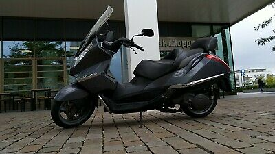 Aprilia Atlantic 500 Luxusdampfer!!!