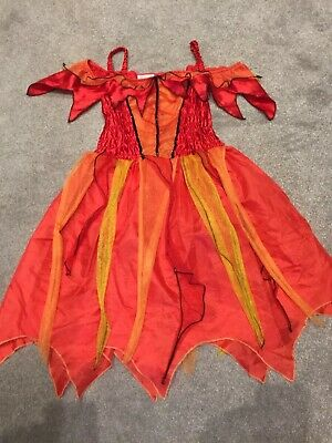 Girls Halloween Outfit 9-10 Years