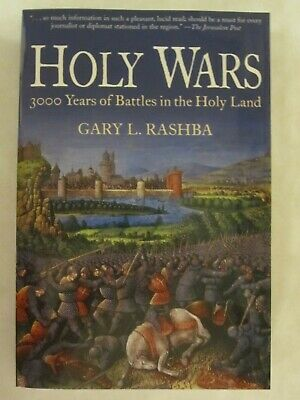 Holy Wars - 3000 Years of Battles in the Holy Land (Paperback)