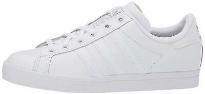 ADIDAS ORIGINALS KIDS' Coast Star Sneaker, Grey, Size 5.5
