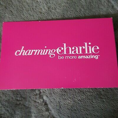 Charming charlie Gift Card $ 25.00