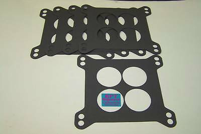 Holley Base Gaskets 4150//4160 4 Hole Edelbrock Quick Fuel Barry Grant Pair