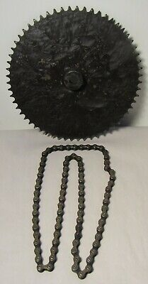 Drive Chain and Sprocket from 1939 Mills Zephyr Jukebox Ferris Wheel