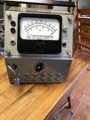 Yellow Springs Instrument YSI Tele-Thermometer Model: 44TD