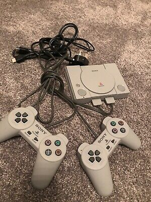 Sony Playstation Classic Console With Built In Games