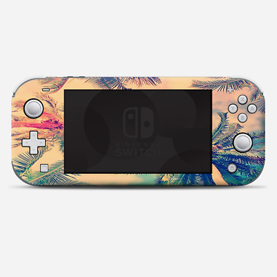 Skins Decals wrap for Nintendo Switch Lite - Coconut Trees
