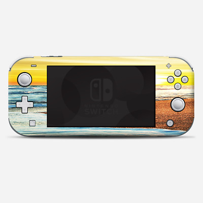 Skins Decals wrap for Nintendo Switch Lite - Ocean Sunset