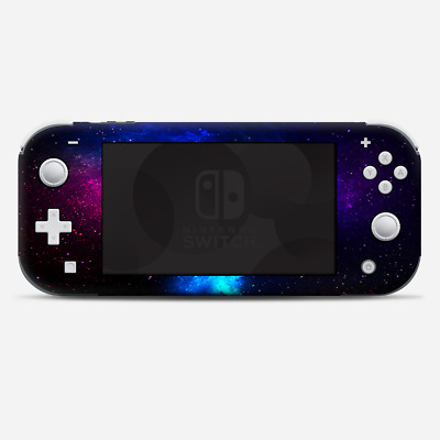 Skins Decals wrap for Nintendo Switch Lite - Galaxy Space Gasses