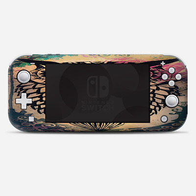 Skins Decals wrap for Nintendo Switch Lite - Tribal Abstract Owl