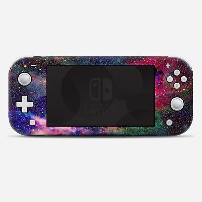 Skins Decals wrap for Nintendo Switch Lite - Colorful Space Gasses