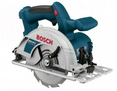 Bosch GKS24VN 24V Cordless Circular Saw with battery and charger