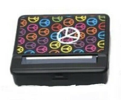 Peace Metal Roller 70mm Automatic Cigarette Rolling Machine Brand New