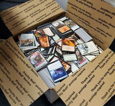 Magic The Gathering Bulk 6000-7000 Cards MTG Bulk