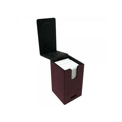 Alcove Tower Ultra Pro Deck Box - Ruby