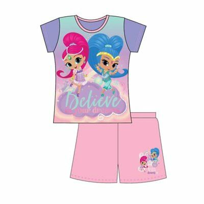 Shimmer & Shine Shorts Pyjamas! Believe In Your Dreams