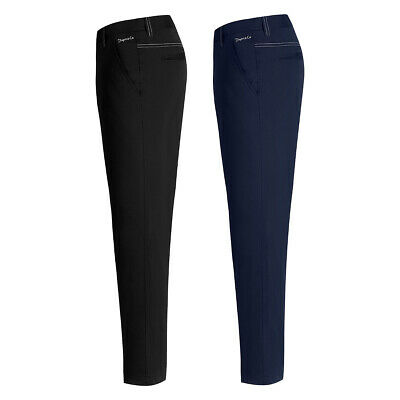 Dwyers & Co. Fleece Lined StretchTec Golf Trousers 63% OFF RRP